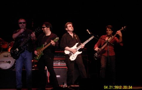Blue Oyster Cult Roars Into the Bergen Performing Arts Center