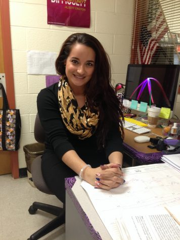 Meet the Teachers: Ms. Kouefati