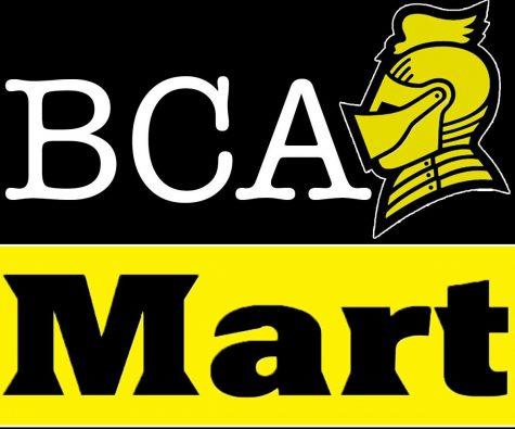 Junior Wins $15 From BCA Mart Raffle
