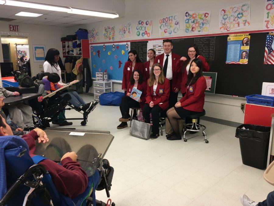 BCA's SkillsUSA Chapter Goes Beyond the Classroom for Community Service