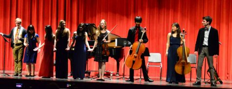 AVPA-M Class of 2013 Senior Music Recital: A Celebration of Music and AVPA-M