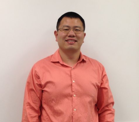 Meet the Teachers: Mr. Zhang