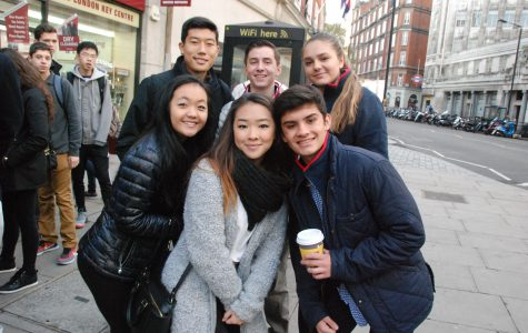ABF Goes British: 8 Days in London