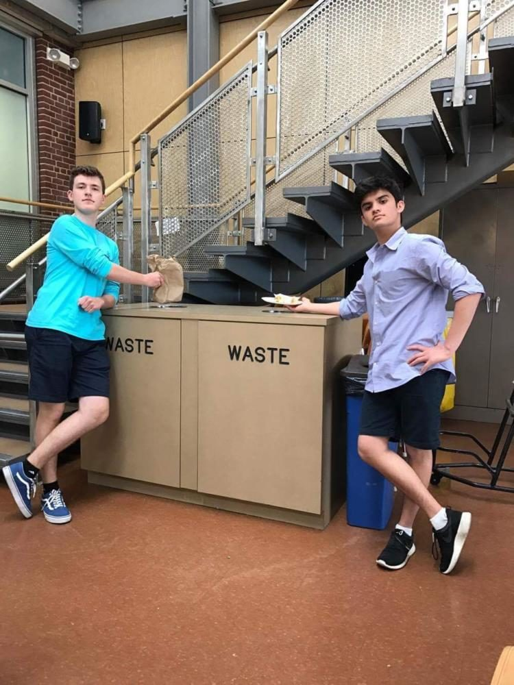 Meet the President and Vice President: Brian Kehoe and Michael Murphy