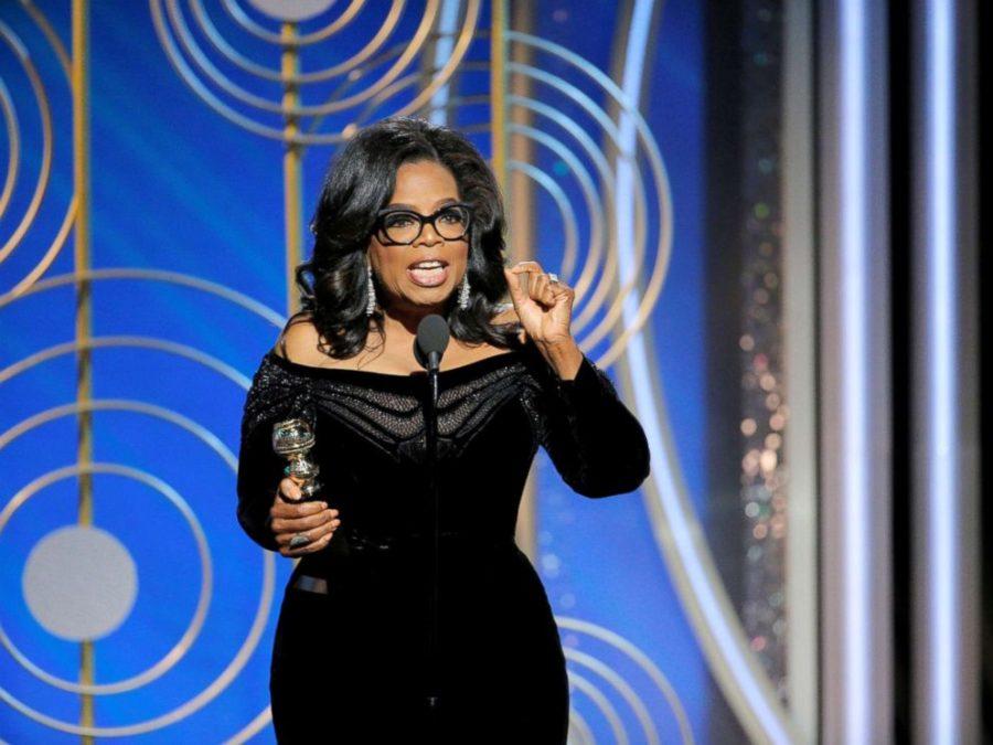 Oprah Winfrey: The Future President of America?