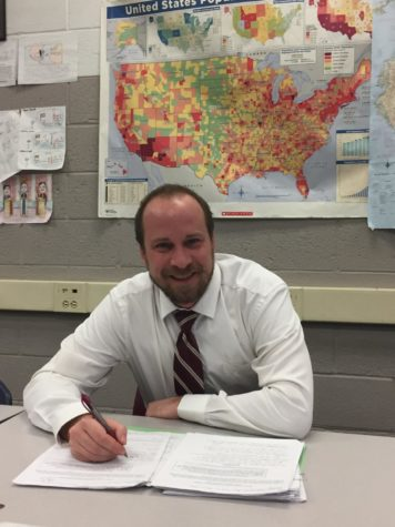 Meet the Teacher: Mr. Demeter