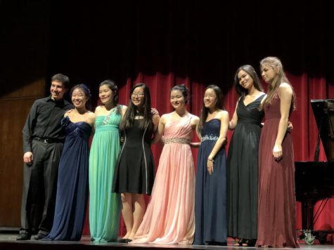 The End to A Four-Year Journey: the AVPA-M Class of 2018 Senior Recital