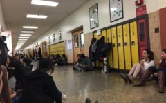 Students come together against school shootings in protests such as the National School Walkout