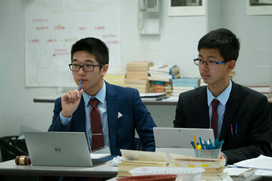 AMUN XX: Delegates, Diplomacy, and Diversity