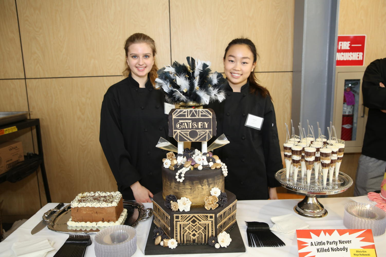 Chocolate Competition 2019: Bringing the Chocolate World to
