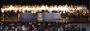 BCA's 2019 NHS Induction Ceremony