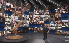 Hollywood's first ever major award show done completely virtual.